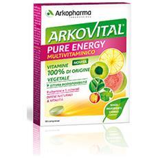 Arkovital Pure Energie 30 Cpr