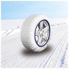 Calze Da Neve Large Snowsocks R14 R15 R16 R17 R18 R19