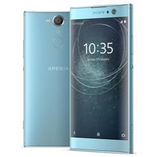 "Xperia XA2 Blu 32 GB 4G / LTE Display 5.2"" Full HD Slot Micro SD Fotocamera 23 Mpx Android Italia"