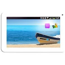 "Tablet BTPC-700 Bianco 7"" Dual Core Memoria 4 GB +Slot MicroSD Wi-Fi Fotocamera 2Mpx Android -"