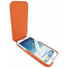 U604N Custodia a libro Arancione custodia per cellulare