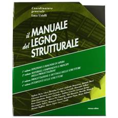 Manuale del legno strutturale