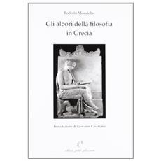 Gli albori della filosofia in grecia