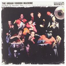 """Urban Voodoo Machine (The) - Goodbye To Another Year (7"""")"""