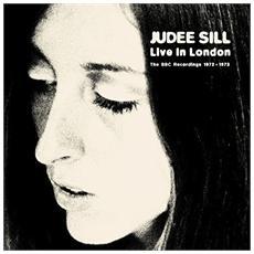 Sill, Judee - Live In London