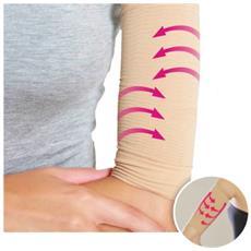 2 Parabraccio Parabracci Upper Arm Shape Facia Elastica Braccio Muscolo Ultra Sottile Corpo Tonico