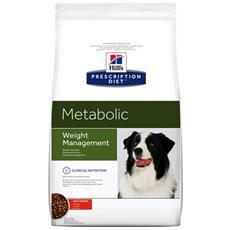 Prescription Diet Metabolic Secco - Cani In Svorappeso - Kg. 12