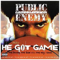 Public Enemy - He Got Game (2 Lp)