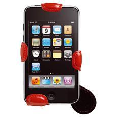 010207 Cover Rosso custodia MP3 / MP4