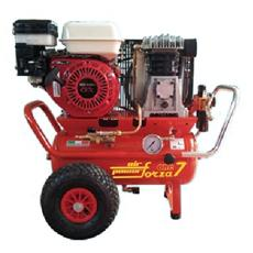 Motocompressore per scuotitori compressore motore honda 20 lt