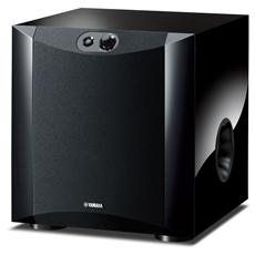 Subwoofer NS-SW200 Potenza Totale 130Watt Advanced YST II / Twisted Flare Port colore Laccato Nero