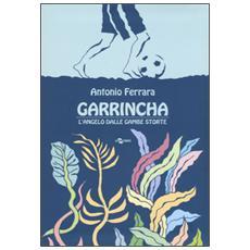 Garrincha. L'angelo dalle gambe storte. Ediz. illustrata