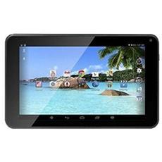 """Tablet DL702Q Nero 7"""" Quad Core Memoria 8 GB +Slot MicroSD Wi-Fi Fotocamera 2Mpx Android - Italia"""