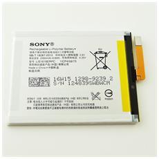 Batteria Ricambio Sostituzione Sony Xperia Xa F3111 Xa Dual F3112 F3115 F3116 2300 Mah