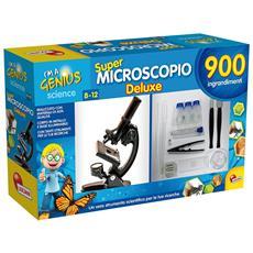 LISCIANI GIOCHI - I'm A Genius Microscopio De-Luxe New