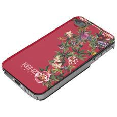 KE243359 Exotic Rigid Apple iPhone 5 RED Custodie