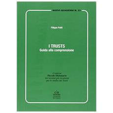 I trusts. Guida alla comprensione