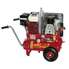 Motocompressore per scuotitori compressore motore honda 22 lt