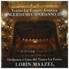 Concerto Di Capodanno 2004 Dal Teatro La Fenice Di Venezia