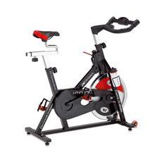 Indoor Bike Genius 4100 Trasmissione A Catena Con Cardio Palmare
