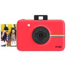 POLAROID - Snap Rosso Fotocamera Digitale a Sviluppo Instantaneo Stampa ZINK Sensore 10Mpx