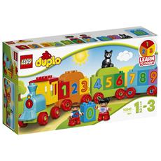 10847 Il Treno Dei Numeri