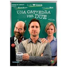 Dvd Cattedra Per Due (una)