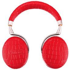 Cuffia Zik 3 Croco Rosso By Philippe Starck + Caricabatteria Wireless