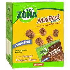Minirock 24g Cioccolato Al Latte 5 Buste