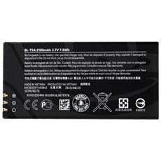 Batteria 2100mah 3.7v 7.8wh Per Lumia 550