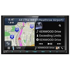 """Sintomonitor DNX7170DABS da 7"""" con Bluetooth Integrato DAB+ e Smartphone Control"""