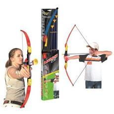 Arco E Frecce Con Punta A Ventosa Per Bambini - 602301