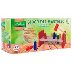 Gioco Del Martello In Legno +10m Cf1