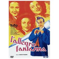 Dvd Allegro Fantasma (l')
