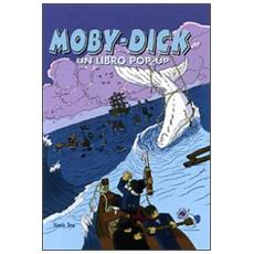 Moby Dick. Libro pop-up