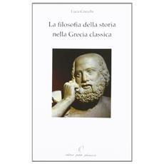 La filosofia della storia nella Grecia classica