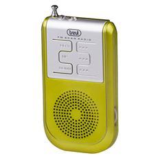 Radio Portatile Con Torcia Led Rs 733
