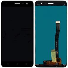Schermo Display Lcd Touch Screen Ricambio Asus Zenfone 3 Ze520kl 2017da Nero