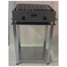 Barbecue A Gas Gpl Caminetti Made In Italy Prodotto Artigianale Inox