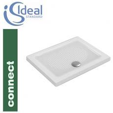 Connect T267001 Piatto Doccia Ceramica, 90x70cm