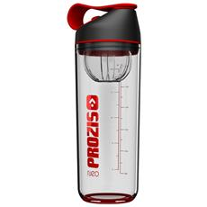 Neo Mixer Bottle 2.0 - Crystal Neon Red-