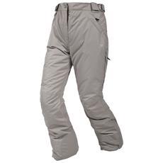 Lohan Pantaloni Impermeabili Da Sci Donna (xl) (grigio Freddo)