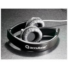 """Pisces Band, Stereofonico, 3.5 mm (1/8"""") , Omni, Padiglione auricolare, Nero, Cablato"""