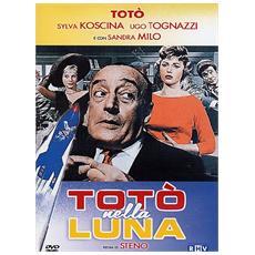 Dvd Toto' Nella Luna