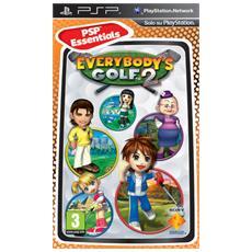 PSP - Essentials Everybody's Golf 2