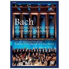Dvd Bach - Christmas Oratorio (2 Dvd)