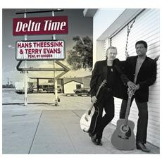 Hans Theessink & Terry Evans - Delta Time Feat. Ry Cooder