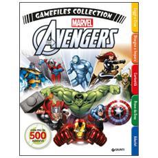 The Avengers. Gamesfiles collection. Con adesivi