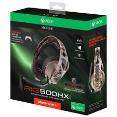 RIG 500HX Cuffia Stereo per XONE