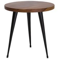Tavolino Da Caffè In Legno Detah